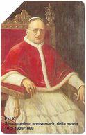 Vatican - Pio XI - 5.000V₤, 1999, 16.000ex, Used - Vaticano