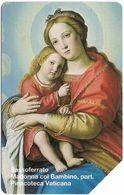 Vatican - Sassoferrato - 5.000V₤, 1998, 23.900ex, Used - Vaticano