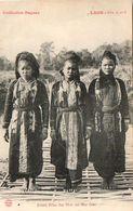 LAOS - Jeunes Filles Pou Thais Des Hua Pahn - Laos