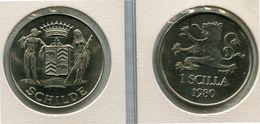 1980 - Schilde - 1 Scillia - Nr 20 - Jetons De Communes