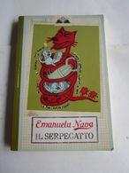 IL SERPEGATTO - EMANUELA NAVA - Books, Magazines, Comics