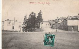 55 Verdun. Place De La Roche - Verdun