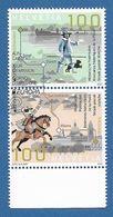 Schweiz / Helvetia   2020 Mi.Nr. 2660 / 61, EUROPA CEPT Ancient Postal Routes / Postwege - Fine Gestempelt / Used / (o) - Used Stamps
