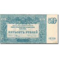 Billet, Russie, 500 Rubles, 1920, 1920, KM:S434, TB+ - Ukraine
