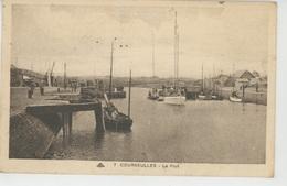 COURSEULLES SUR MER - Le Port - Courseulles-sur-Mer