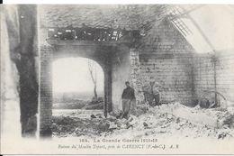 Carency : Ruines Du Moulin Topart.  (Voir Commentaires) - Autres Communes