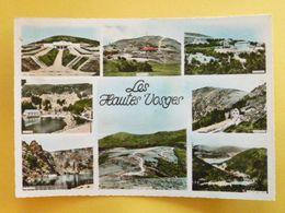 V10-88--vosges--les Hautes Vosges-8 Vues--beaux Timbres- - France
