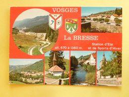V10-88--vosges--la Bresse-station D'ete Et De Sport D'hiver--multivues-- - France