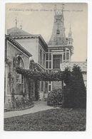 Everbeek EVERBECQ   (Ste-Marie)   Château De Mr D'Harveng  Côté Gauche 1908 - Evergem