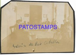 136687 ARGENTINA CORDOBA RIO CEBALLOS GALERIA & PEOPLE PHOTO NO POSTAL POSTCARD - Fotografía