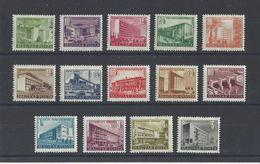 HONGRIE .  YT  N° 1004A/1012  Neuf *  1951 - Hongrie