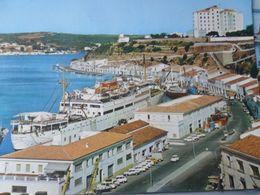 Mahon Estacion Maritima Bateau Ciudad De Cadiz - Menorca