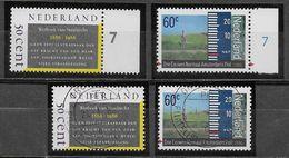 Nederland - Yv.1255/1256  Mi.1285/1286 - ** En 0 - - Periodo 1980 - ... (Beatrix)