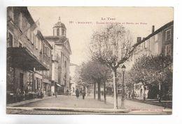 81 - Le Tarn - MAZAMET - Eglise St-Sauveur Et Hôtel Du Nord - Mazamet