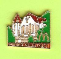 Pin's Mac Do McDonald's Wiener Neustadt - 10I01 - McDonald's