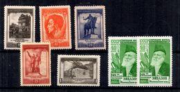 Russie YT N° 1591/1595 Et N° 1843 (2) Neufs *. B/TB. A Saisir! - 1923-1991 URSS