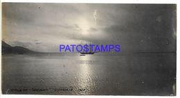 136691 ARGENTINA USHUAIA GOLETA BEBAN & SHIP YEAR 1924 PHOTO NO POSTAL POSTCARD - Fotografía