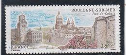 FRANCE 2014 BOULOGNE SUR MER YT 4862 OBLITERE - - Frankreich
