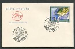FDC ITALIA 2011 - CAVALLINO - LOCALITA' TURISTICA - SIROLO - 279 - 6. 1946-.. Republik