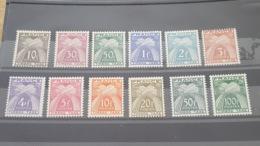 LOT507193 TIMBRE DE FRANCE NEUF* N°78 A 89 - 1859-1955.. Ungebraucht