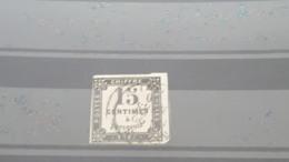 LOT507196 TIMBRE DE FRANCE OBLITERE TAXE N°3 - Portomarken