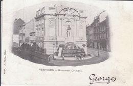 Verviers - Monument Ortmans - Verviers