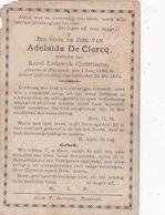Nazareth, 1915, Adelaide De Clercq, Christiaens - Images Religieuses