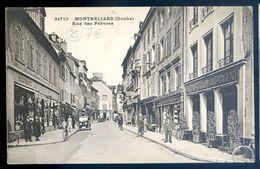 Cpa Du 25  Montbéliard Rue Des Febvres   AVR20-89 - Montbéliard