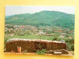 V10-88--vosges- Le Val D'ajol- Vue Generale--pile De Bois-- - Saint Etienne De Remiremont