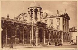 OXFORD - Queen's College, Gel.1955, 2 Marken - Oxford