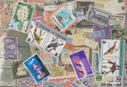 Montserrat Briefmarken-10 Verschiedene Marken - Montserrat
