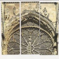 Marque-Pages  -    Lot De 3   Société Des Amis De La Cathédrale De REIMS - Restauration De La Grande Rose - Lesezeichen