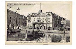 CPA LIBAN - 127. BEYROUTH - LA BANQUE DE SYRIE - Líbano