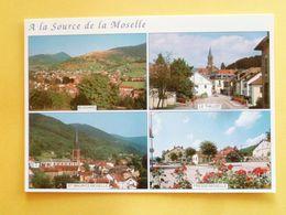V10-88--vosges- A La Source De La Moselle-bussang Le Thillot- St Maurice/moselle -fresse/moselle- - Bussang