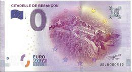 BS-11 - BESANCON - Citadelle De Besançon (la Citadelle) 2017-1 - EURO