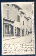 CP ANCIENNE REF020720..........DEPARTEMENT 01 AIN....THOISSEY, Maison Marchand - Zonder Classificatie