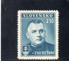 SLOVAQUIE 1939 ** - Slowakische Republik