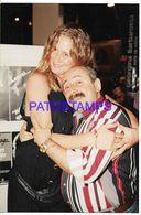 136701 ARGENTINA ARTIST JORGE GUINZBURG & VERONICA LLINOS ACTOR HUMORISTA PHOTO NO POSTAL POSTCARD - Fotografía