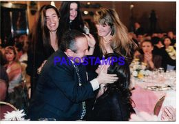 136702 ARGENTINA ARTIST JORGE GUINZBURG & SILVIA FERNANDEZ ACTOR HUMORISTA PHOTO NO POSTAL POSTCARD - Fotografía