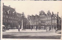 Gent - St. Veerleplein, Oud Wenemaergesticht En Vismarkt - Gent