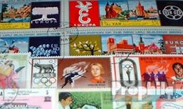 Alle Welt Briefmarken-300 Verschiedene Marken - Francobolli