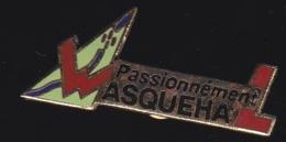 65810- Pin's-Wasquehal. Nord, En Région Hauts-de-France - Villes