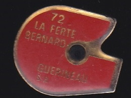 65813- Pin's-Guérineau, Charcutier à La Ferté-Bernard - Villes