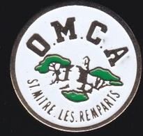 65817- Pin's-Omca Athlétisme. à Saint Mitre Les Remparts - Athlétisme
