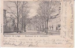 Liège - Boulevard De La Sauvenière - Liege