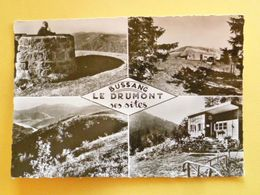 V10-88--vosges- Bussang Le Drumont Et Ses Sites-- - Bussang