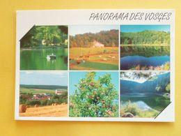 V10-88--vosges- Panorama Des Vosges--6 Vues-- - France