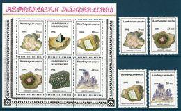 Azerbaijan - 1994 Minerals  - Lot. A299 - Azerbaijan