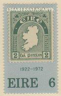 EIRE IRELAND 1972  ANNIVERSARY FIRST IRISH POSTAGE STAMP  S.G. 323  U.M. - Nuovi