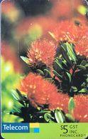NOUVELLE-ZELANDE  -  Phonecard  - New Zealand Summer - Pohutukawa  -  $ 5 - New Zealand